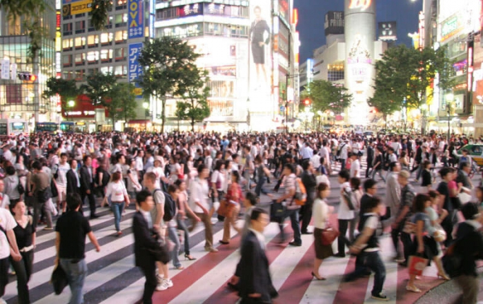 My Shibuya Crossing Epiphany